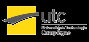 Logo de UTC - Université de Technologie à Compiègne