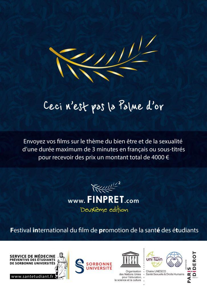 Affiche Finpret 2017-2018