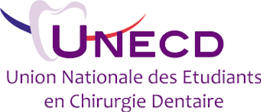 Union Nationale des Etudiants en Chirurgie Dentaire (UNECD) logo